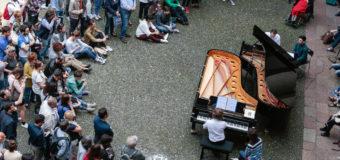 Piano City Palermo, tre giorni di musica per solo pianoforte
