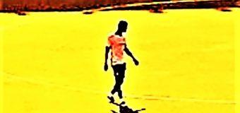Eddy Gnahoré, rigore e delizia. Ed ecco il suo primo gol in rosanero