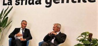 """Violante con Micari a Palermo: """"Un voto utile per la democrazia quale sistema di valori"""""""