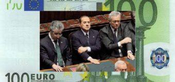 Euro, la memoria corta di Berlusconi