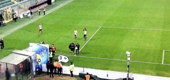 Missile Gnahoré, Palermo-Brescia 2-0