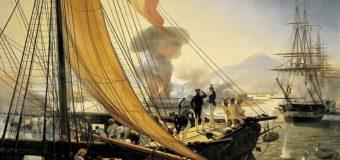 Quando la squadra navale francese era a Palermo prima della rivoluzione del 1848