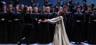 I puritani di Bellini al Teatro Massimo