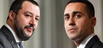 Di Maio e Salvini dal trionfo al fallimento