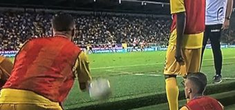 Frosinone-Palermo: il calcio italiano sprofonda nella fogna