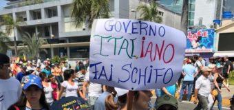 Il governo Salvini-Di Maio ha isolato l'Italia nel mondo