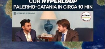 Il M5S è contro la TAV ma vuole realizzare la terra piatta in Sicilia