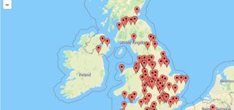 Ecco la mappa dei posti di lavoro persi a causa della Brexit