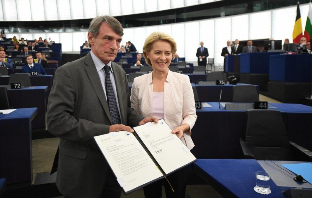 A Bruxelles una sconfitta del nel governo italiano