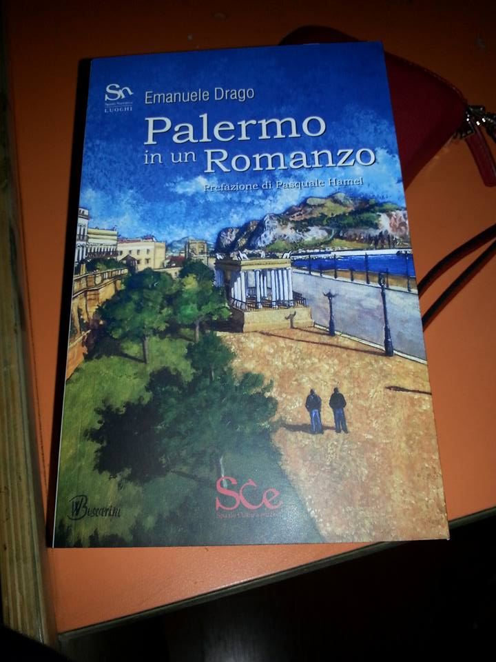 Foto copertina Palermo in un romanzo