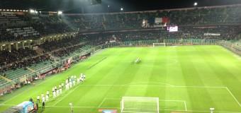 Palermo calcio, due fatti positivi in una partita da dimenticare