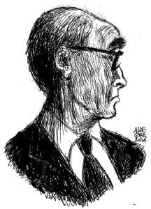 Giovanni Rosciglione visto da Allegra