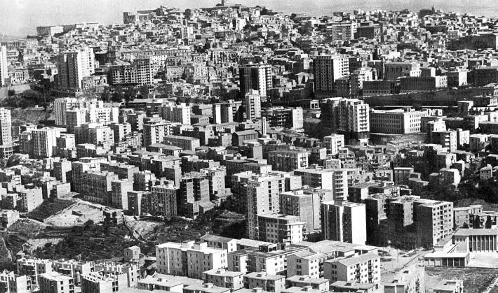 Agrigento anni 50, foto tratta da  da www.agrigentoierieoggi_it