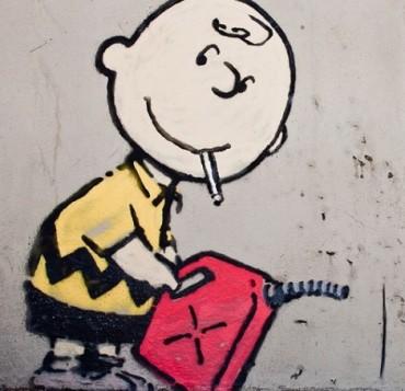 Charlie Brown Benzina