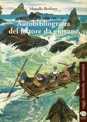 Copertina Autobiografia del lettore da giovane Plumelia editore