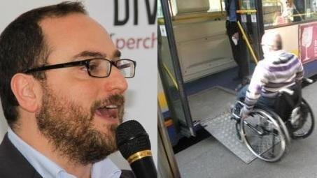 Giusto Catania e disabile bus_2