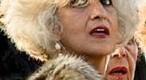 """Al Teatro Ditirammu la """"franco-palermitanitudine"""" di Patrizia D'Antona con la sua """"Joséphine"""""""