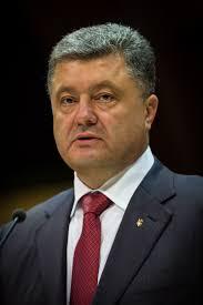 Petro Poroschenko , foto tratta da Wikipedia