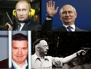 Putin Riina e Himmler