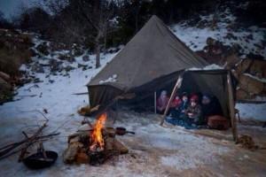 L'inverno dei rifugiati