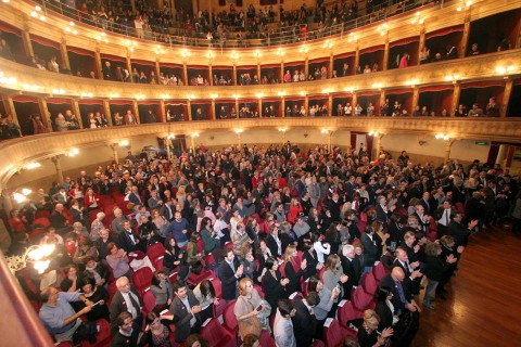Rita Cricchio Teatro Biondo