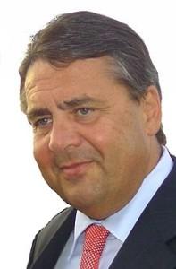 Sigmar Gabriel, Vicecancelliere della Germania (SPD). Foto tratta da Wikipedia