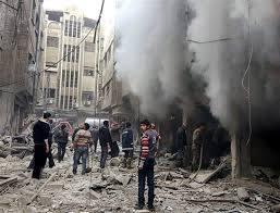 Siria, effetti dei bombardamenti russi secondo alcune ONG tra le quali il SOHR