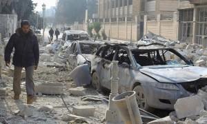 Siria foto tratta dal The Guardian