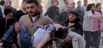 Raid russi in Siria: oltre mille vittime civili. Foto e video