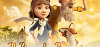 Arriva al cinema dal 1° gennaio, un classico della letteratura:  Il piccolo principe