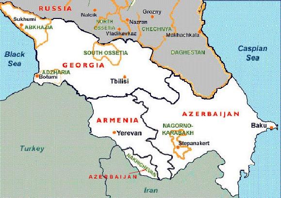 mappa-caucaso