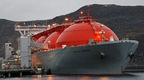 Arctic Voyager at the Snohvit plant in Hammerfest da pennenergy_G