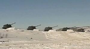 Artico e carri armati