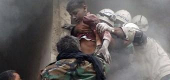 Ottantotto Caschi Bianchi morti per salvare vite umane in Siria. Undici a causa di raid russi