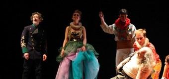 """Debutta la grande produzione Teatro Biondo-Massimo """"Kean"""" di Michele Perriera"""