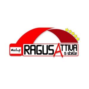 Logo Ragusa Attiva 5 stelle