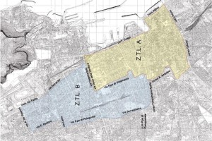Mappa ZTL PA G