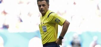 """Rizzoli, l'arbitro-mondiale retrocesso a """"calcio rionale"""""""