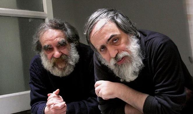 Franco Scaldati e Franco Maresco