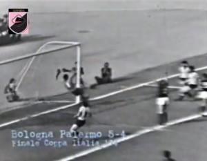 Palermo Bologna finale coppa Italia gol Palermo snapshot