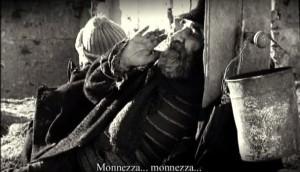 Franco Scaldati. Fotogramma dal trailer del documentario di Franco Maresco.
