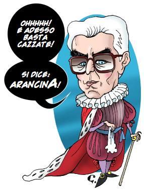 Si dice Arancina
