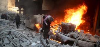 Miracolo: i media italiani si accorgono che i russi bombardano bambini e ospedali