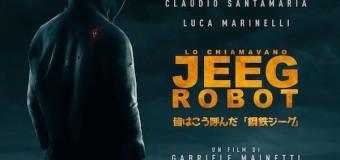 """""""Lo chiamavano Jeeg Robot"""": un supereroe tutto italiano nelle sale da giovedì"""