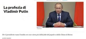 L'articolo a firma Ezio Mauro su Repubblica