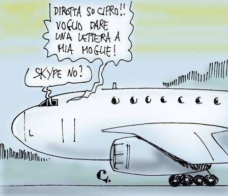 Dirottamento a Cipto