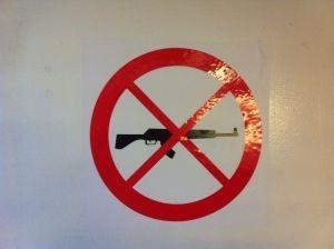 No armi simbolo