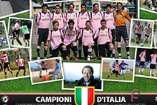 Palermo primavera campione