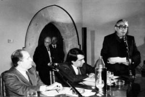 Trenta e più anni fa era già Sindaco di Palermo.