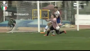 Alla Primavera del Palermo è assegnato un rigore. Alla prima squadra non ne è stato concesso nemmeno uno nella stagione in corso, giunta alla 32ma giornata